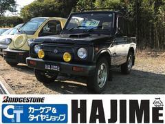 ジムニーサマーウインド リミテッド 5速MT 4WD
