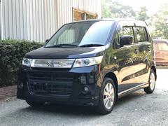 ワゴンRスティングレーX TV ナビ 軽自動車 ETC インパネCVT