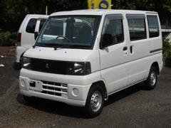ミニキャブバンエアコン MT 軽自動車