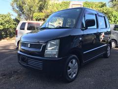 ワゴンRFX 軽自動車 コラムAT 保証付 エアコン AW13インチ