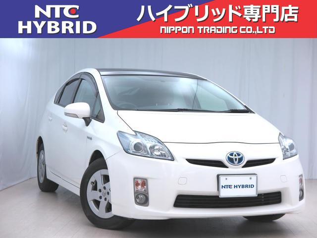 トヨタ G 社外ナビ ETC サンルーフ
