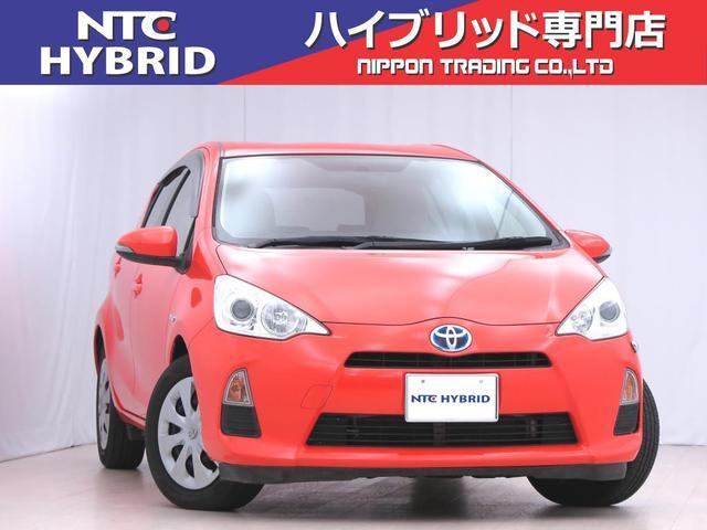 トヨタ S HDDナビ Bカメラ プッシュスタート