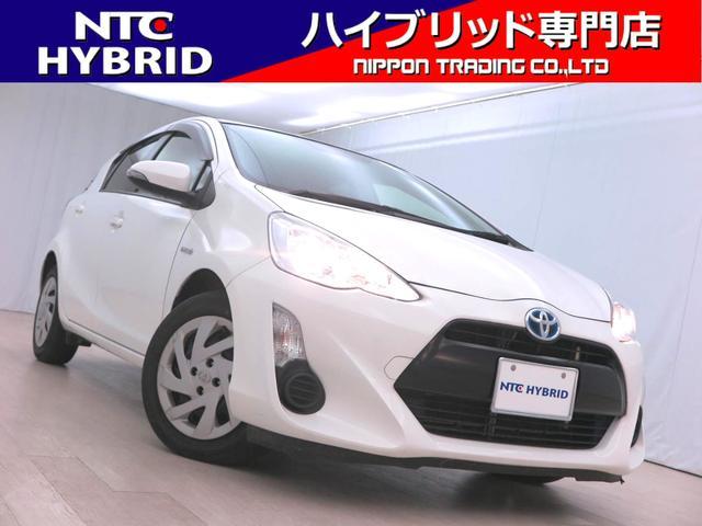 トヨタ アクア S 中期 純正ナビ ワンセグ Bluetooth ETC