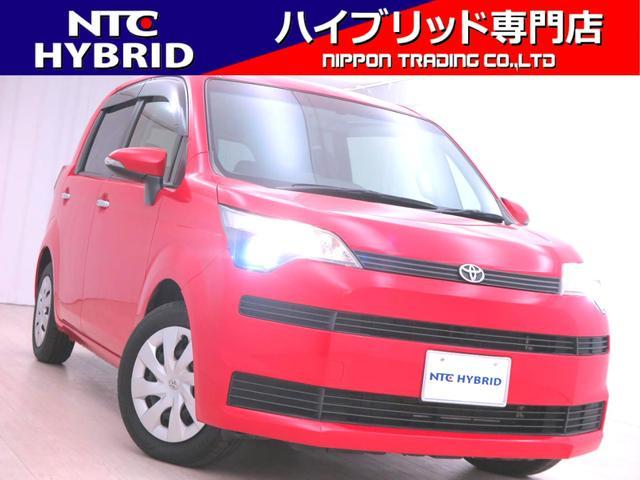 トヨタ スペイド G 純正ナビ フルセグ Bluetooth シートヒーター 片側スライドドア