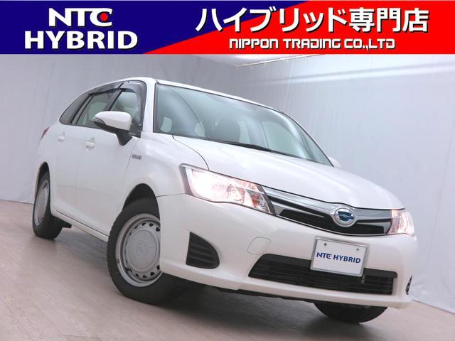 トヨタ ハイブリッド 社外ナビ ワンセグ DVD Bluetooth Bカメ ETC