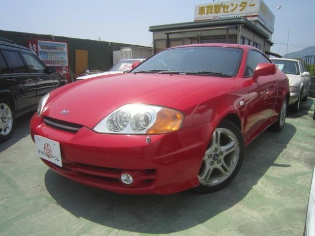 ヒュンダイ FX V6・サンルーフ