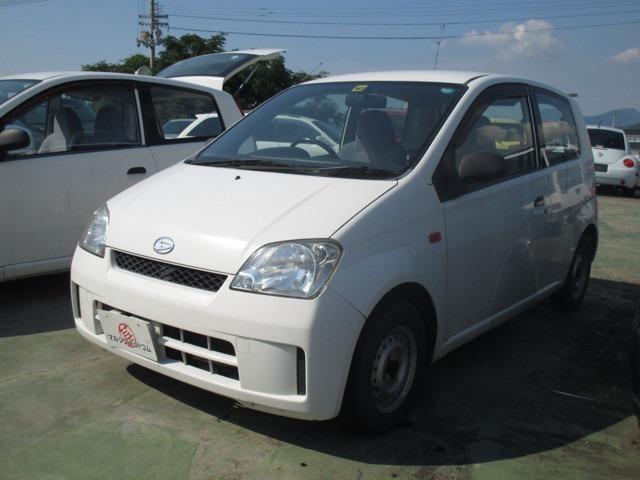 ダイハツ ミラ A 4WD・CNG燃料車 (なし)