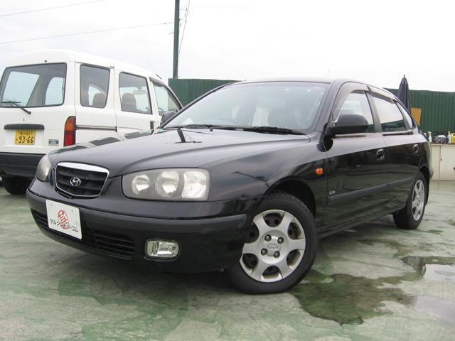 エラントラ(ヒュンダイ) 1.8GLS 中古車画像