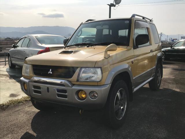 三菱 4WD オートマ