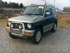 パジェロミニアニバーサリーリミテッド−Xパートタイム4WD