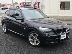 BMW X1Mスポーツ ナビ キセノンライト