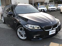 BMW523i Mスポーツ レザーシート バックカメラ