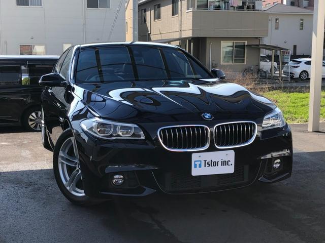 BMW 523i Mスポーツ レザーシート バックカメラ ETC
