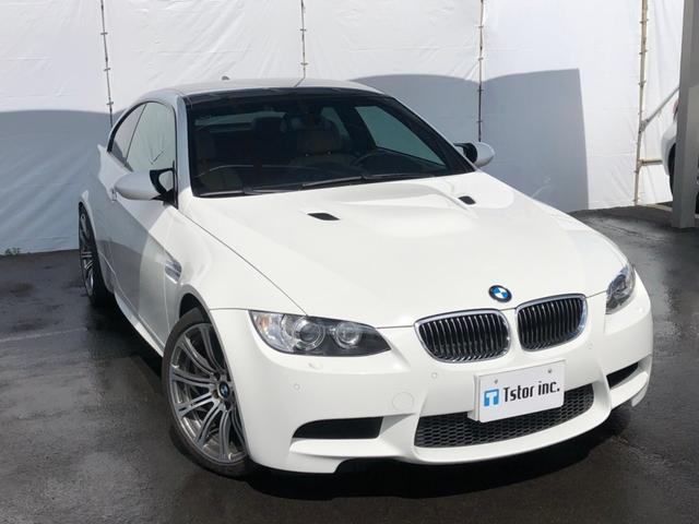 BMW M3クーペ  6速ミッション カーボンルーフ 左ハンドル
