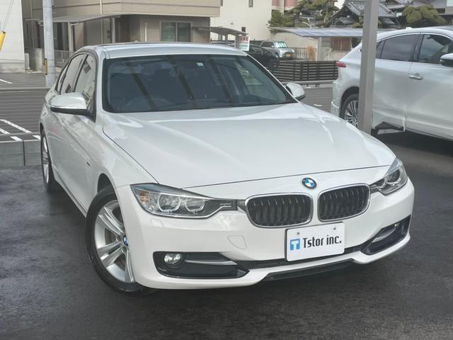 BMW 320dブルーパフォーマンス ナビ バックカメラ ETC AW オーディオ付 AC AT HID