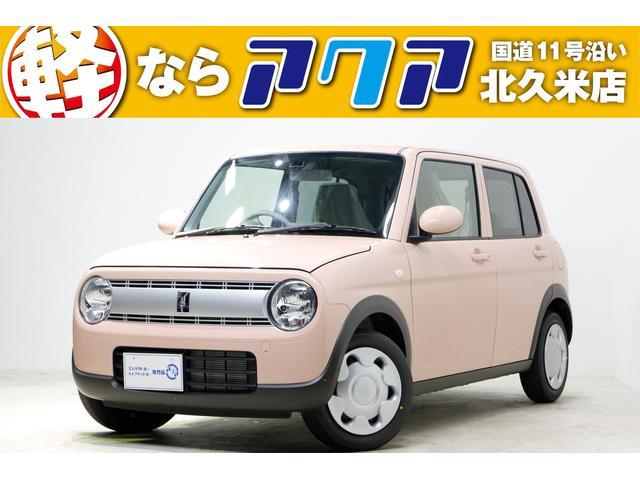 スズキ L 届出済未使用車 自動ブレーキ Pスタート シートヒーター