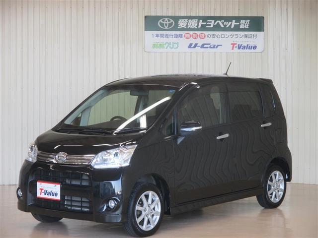 ダイハツ カスタム Xリミテッド 4WD スマートキ- メモリーナビ