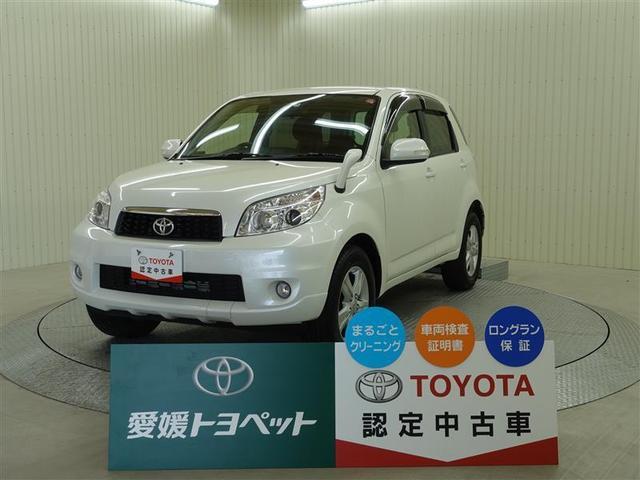 トヨタ ラッシュ G Lパッケージ HDDナビ スマートキ- フルセグ HID