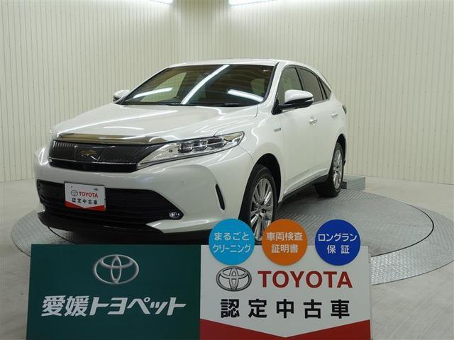 トヨタ プロメタル&レザー 4WD 衝突被害軽減ブレーキ ETC