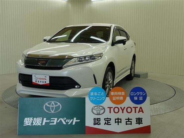 トヨタ プレミアム 衝突被害軽減ブレーキ メモリーナビ フルセグTV