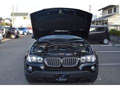 BMW X3xDrive 25i ワンオーナー 黒革電動ヒーターシート