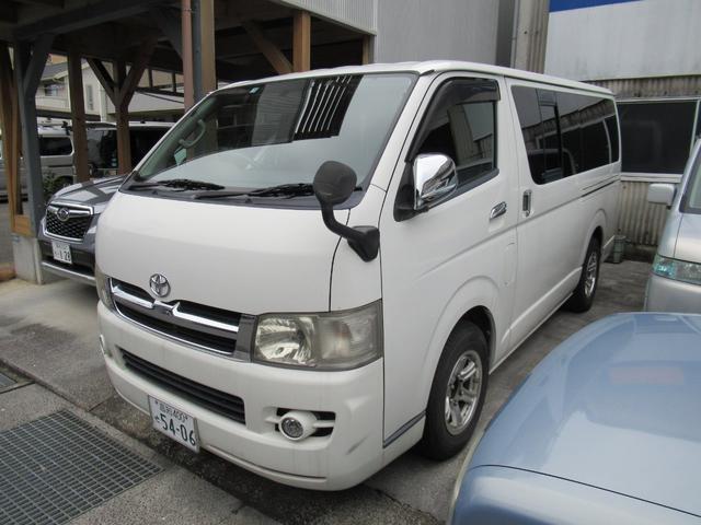 「トヨタ」「ハイエース」「その他」「高知県」の中古車