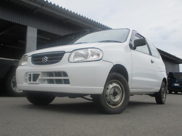 スズキ アルト 4WD 5MT (車検整備付)