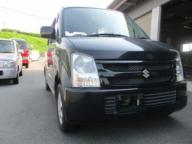 スズキ ワゴンR MT (車検整備付)