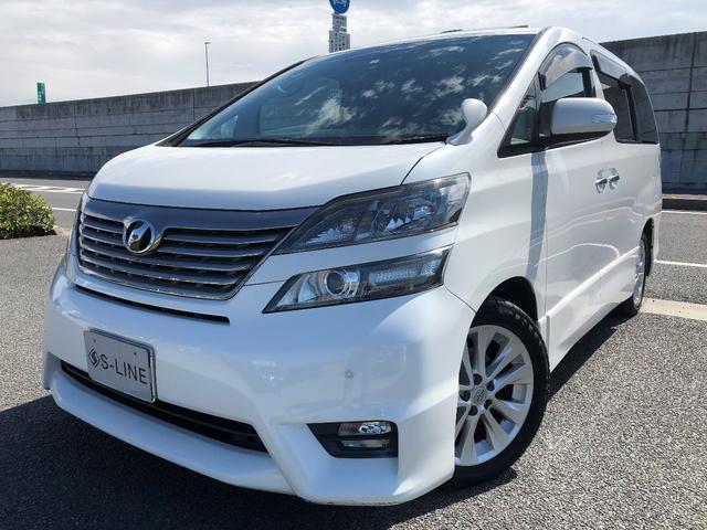 トヨタ 2.4Z プラチナムセレクション ツインルーフ 1オーナー