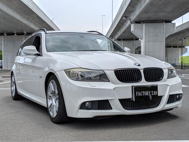 BMW 325iツーリング Mスポーツパッケージ LCI サンルーフ