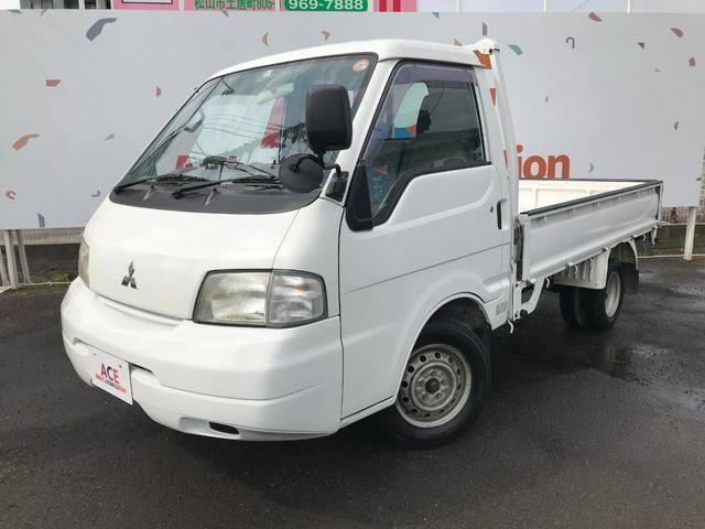 三菱 デリカトラック DX 2WD 同色バンパー (検3.5)