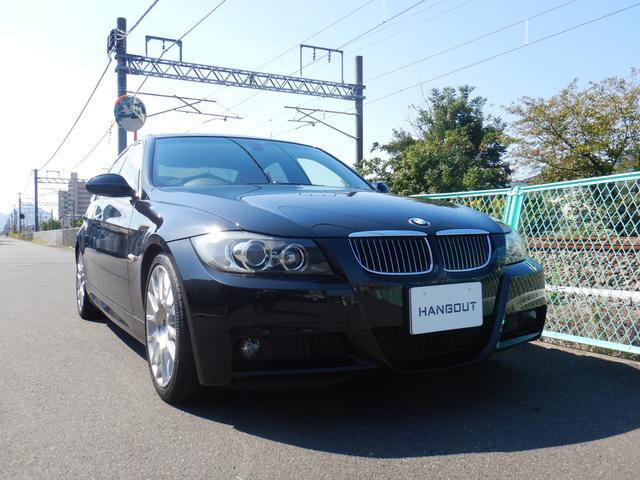 BMW 323i MスポーツLTD-EDエモーション 赤革シート/専用BBS/専用エンジンスタートリング/シートヒーター/ETC
