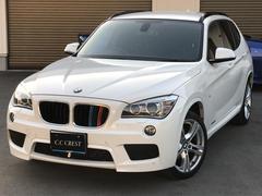 BMW X1sDrive 20i Mスポーツ 電子シフトAT ETC