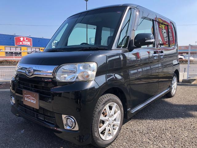 ダイハツ Gスペシャル 4WD ナビ ETC ブラック CVT AC 電動スライドドア AW 4名乗り 記録簿