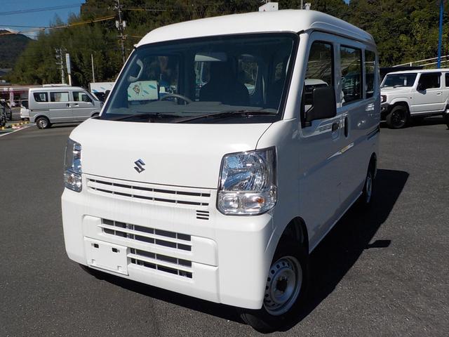 スズキ PA 純正オーディオ・5MT車