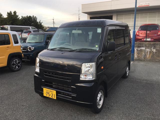 スズキ PC 純正オーディオ・禁煙車・5MT車
