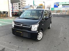 ワゴンRFA 純正オーディオ・禁煙車