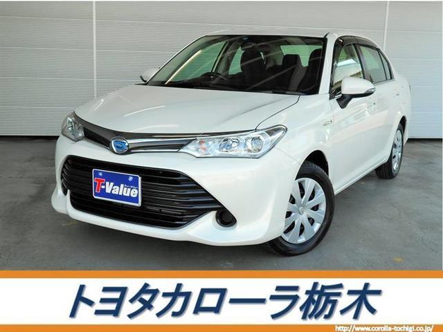 トヨタ ハイブリッドG 自動ブレーキ スマートキ- SDナビ ETC