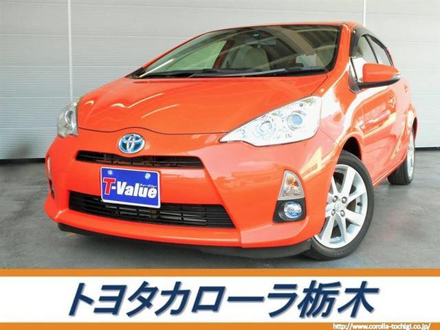 トヨタ S キーレスエントリー・純正アルミ