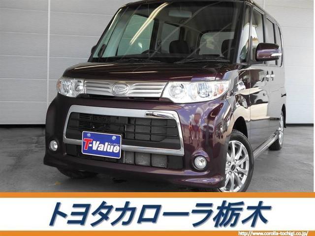 ダイハツ カスタムX HID・ナビ