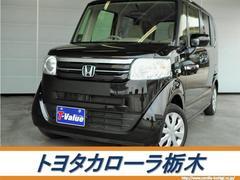 N BOXG スマートキー・ベンチシート・CD