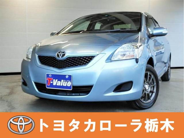 トヨタ X キーレス・ナビ・バックモニター・ワンオーナー・社外アルミ
