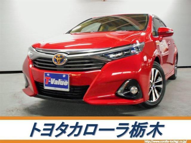 トヨタ S Cパッケージ  LED・ナビ・BT・バックモニタ・ETC