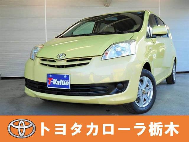 トヨタ X 7人乗り・キーレスエントリー・CD・社外アルミ