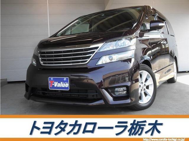 トヨタ 2.4Z HID・ナビ・バックモニター・ETC・ローダウン