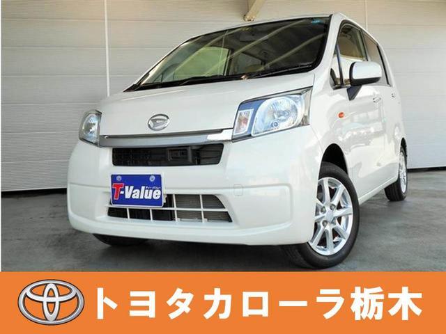 ダイハツ X SA スマートアシスト・スマートキー・CD・純正アルミ