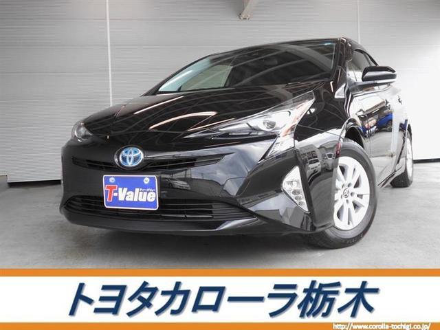 トヨタ S 衝突被害軽減ブレーキ SDナビ・BT・バックモニター