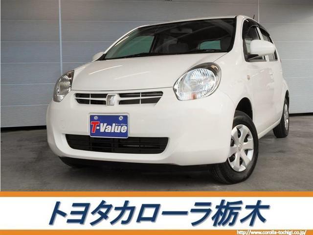 トヨタ X ユルリ スマートキー・ワンオーナー・ベンチシート・CD