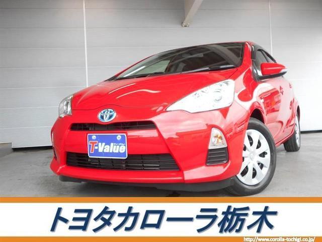 トヨタ S スマートキー・ナビ・BT・CD・ワンセグ・バックモニター