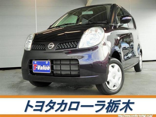 日産 E スマートキー・オートエアコン・ETC・ベンチシート